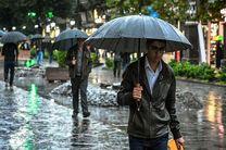 احتمال بارندگی های شدید و آبگرفتگی معابر /مردم مواظب باشند