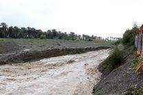 پرهیز از تردد در حاشیه رودخانه های فصلی
