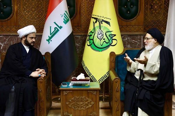 نماینده مقام معظم رهبری در لبنان مواضع نجباء در حمایت از سوریه را تایید کرد