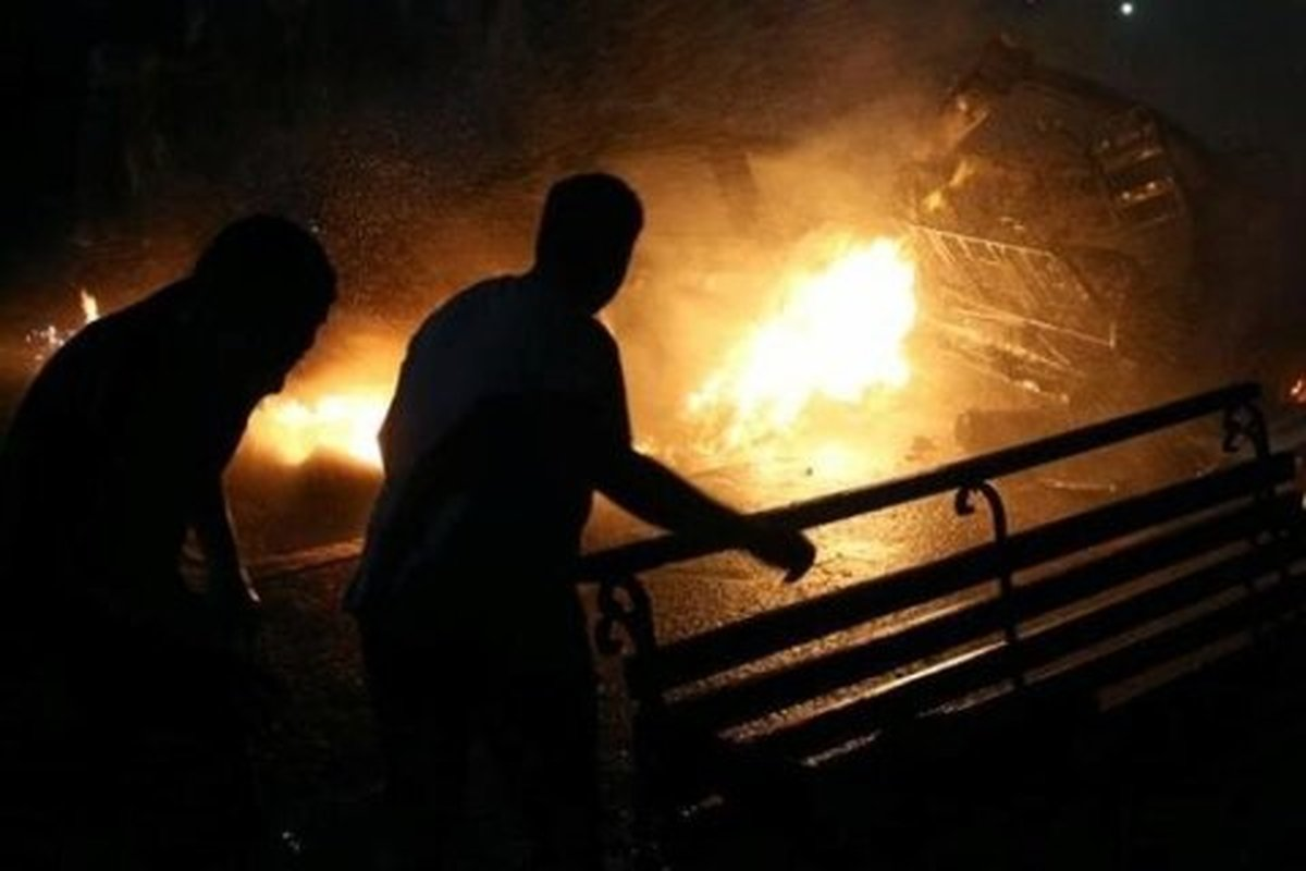 3 مصدوم در اثر انفجار کارخانه فولاد نطنز