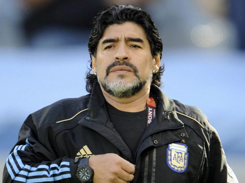 کناره گیری مارادونا از دورادوس مکزیک