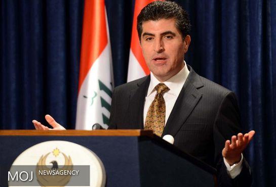بارزانی برای حل همه اختلافات با بغداد اعلام آمادگی کرد