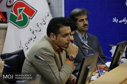نشست خبری سازمان راهداری و حمل و نقل جاده ای استان اصفهان