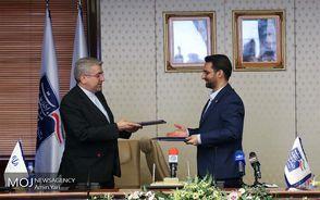 امضای سند برنامه اقدام مشترک بین وزارت نیرو و وزارت ارتباطات