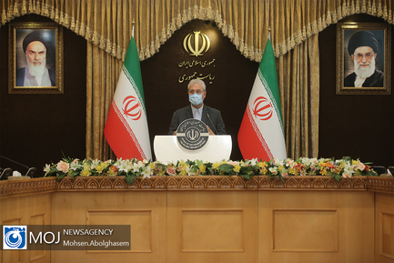 نشست خبری سخنگوی دولت - ۲۴ تیر ۱۳۹۹