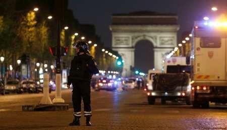 لبنان حادثه تروریستی شانزه لیزه فرانسه را محکوم کرد