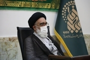 پیام آیت الله سعیدی درپی حادثه تروریستی افغانستان و فلسطین