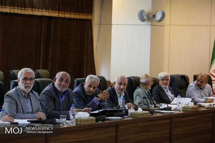 جلسه مجمع تشخیص مصلحت نظام - ۱۳ مرداد ۱۳۹۷