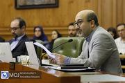 تذکر علی اعطا در  جلسه علنی شورای شهر به شهردار تهران