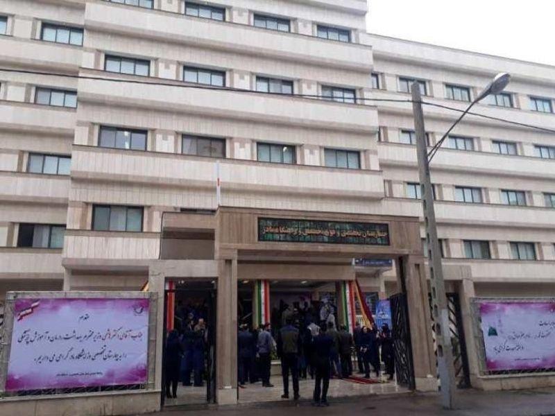 افتتاح بیمارستان تخصصی زنان و زایشگاه مادر در مشهد