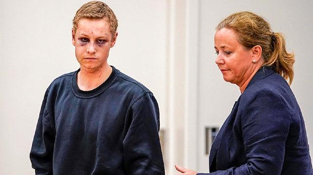 عاملِ حمله به یک مسجد در نروژ، در دادگاه حاضر شد