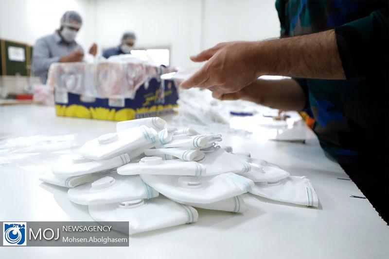 توزیع 2 روزانه  هزار ماسک سه لایه در داروخانه های البرز