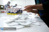 روزانه بیش از 40 هزار ماسک توسط بسیجیان در قم تولید میشود/توزیع اقلام معیشتی و بهداشتی در 47 محله در شهر و 5 بخش قم