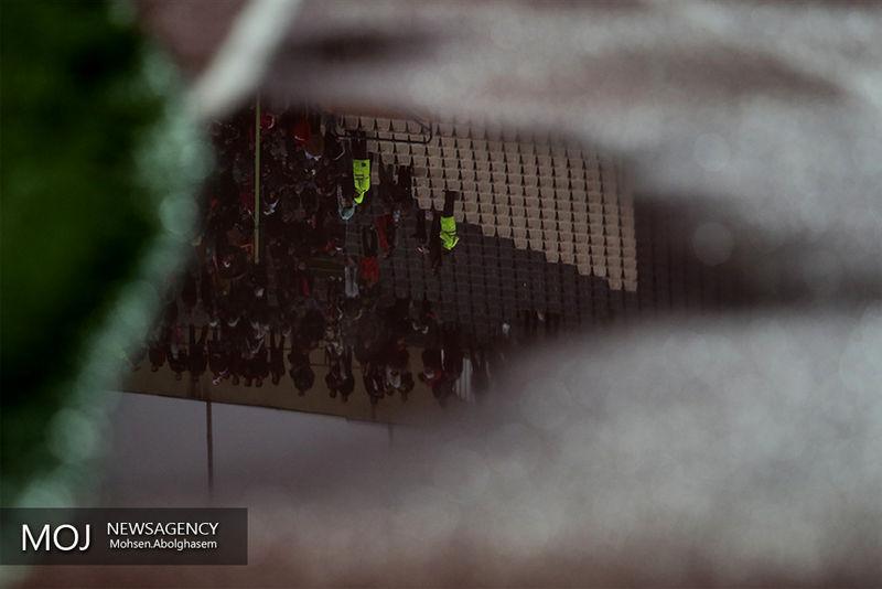 پخش بازی پرسپولیس و ذوب آهن به صورت زنده از شبکه سه سیما