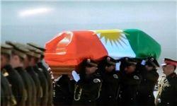 اعتراض شدید دولت بغداد به عدم نصب پرچم عراق بر تابوت جلال طالبانی