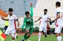 بازی عراق برابر ایران طبق برنامه در موعد تعیین شده برگزار می شود