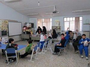طرح آموزش تلفیقی فراگیر برای دانش آموزان عشایر خوزستان اجرا شد