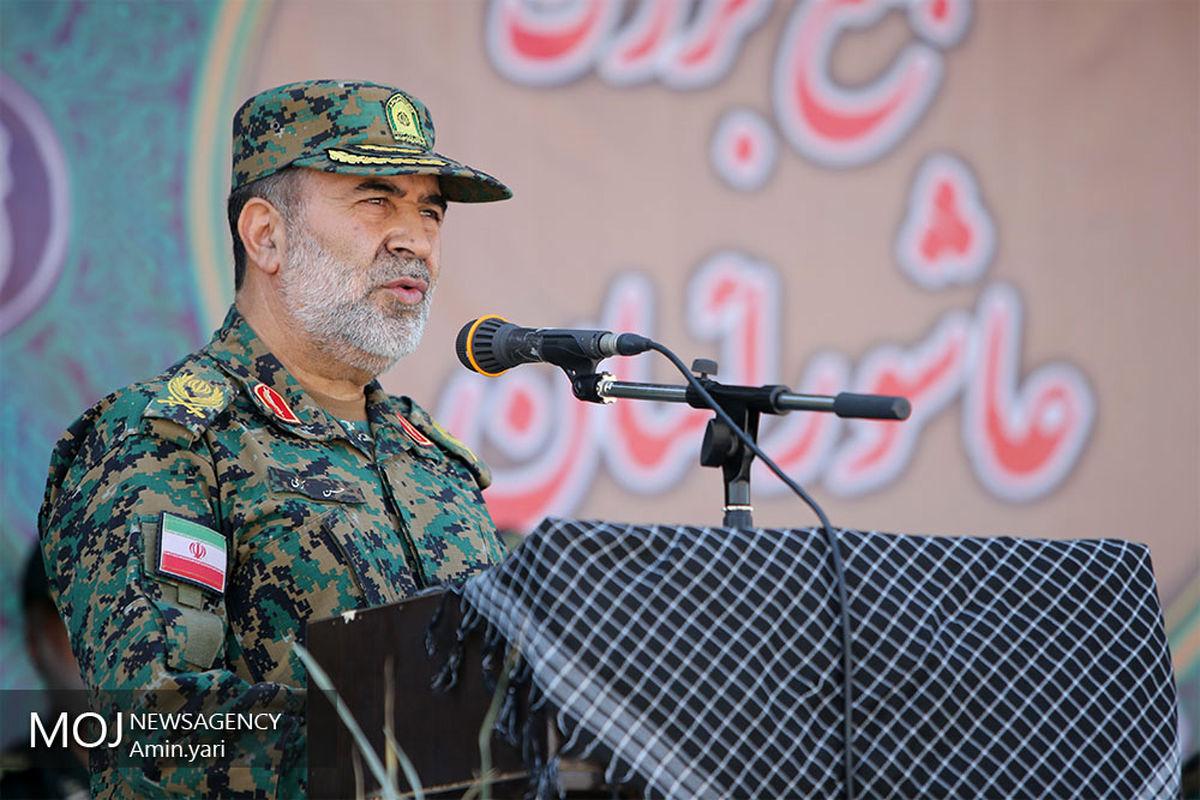 اردوهای جهادی موجب سازندگی و ترویج روحیه انقلابی می شود