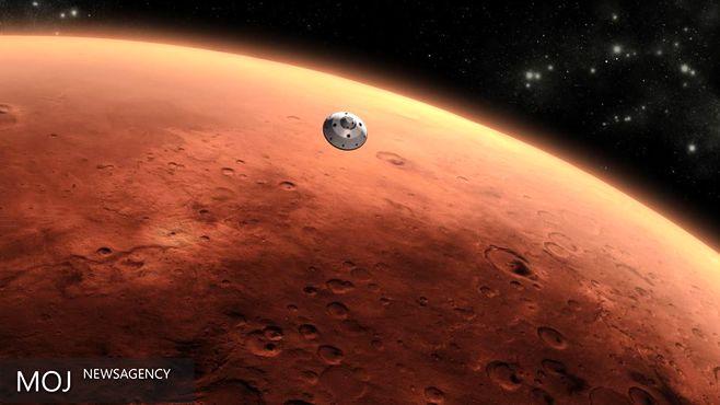 آغاز سفر انسان به مریخ + تصویر