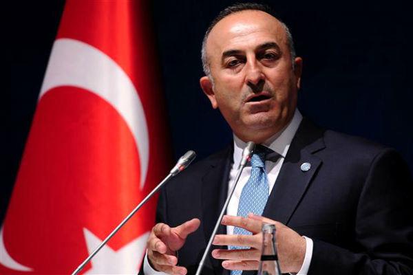 ترکیه در مقام مقابلهبهمثل با آمریکا بر خواهد آمد