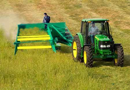 28 میلیارد از محل تسهیلات مکانیزاسیون کشاورزی در محمودآباد پرداخت شد