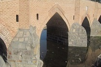 پل تاریخی هفت چشمه اردبیل مرمت شد