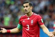 حاج صفی کاپیتان تیم ملی مقابل کره؟