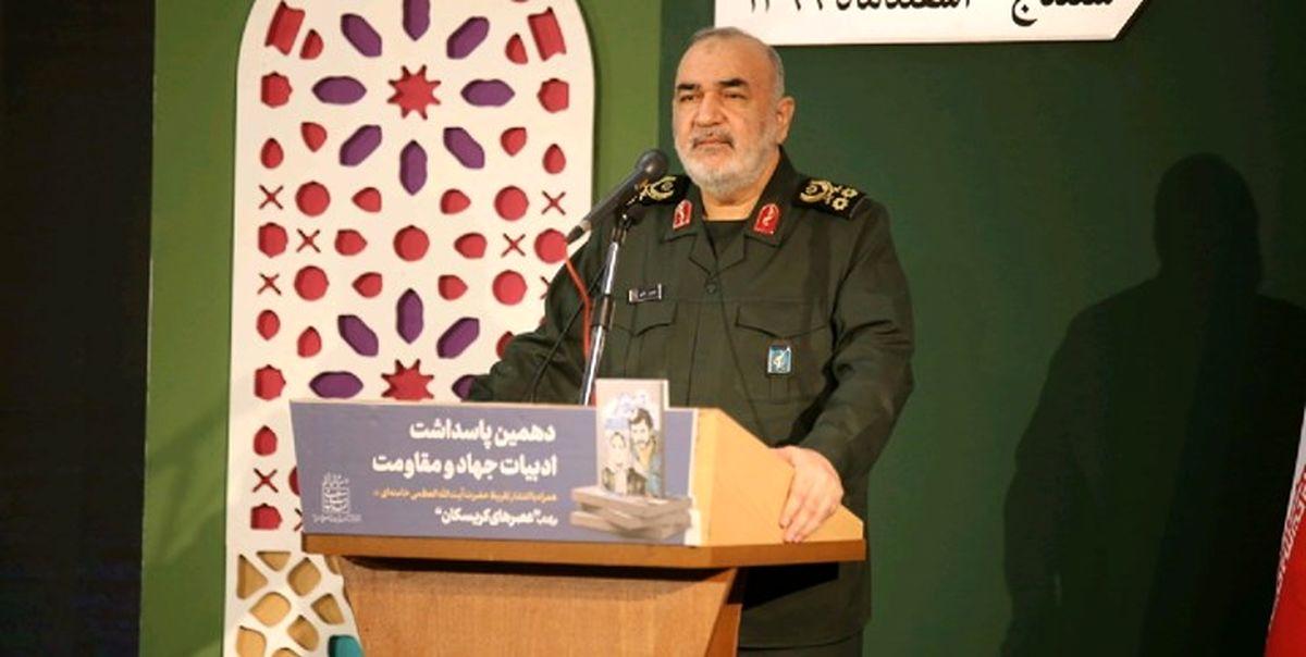 کردستان بخش مهمی از هویت مقاومت ملی ملت ایران است