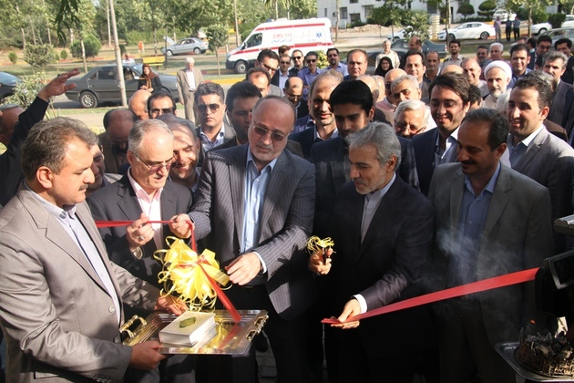 دانشکده فناوری های نوین دانشگاه گیلان افتتاح شد