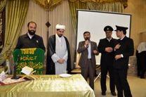 مراسم جشن ازدواج ۱۰۰ نوعروس کمیته امداد گیلان