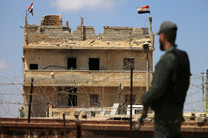 هیات مصری برای میانجی گری میان حماس و رژیم صهیونیستی وارد غزه شد