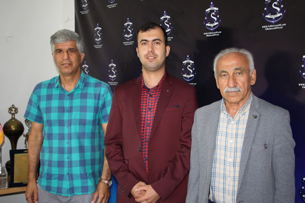 نصرت ایراندوست رئیس آکادمی فوتبال باشگاه ملوان شد