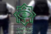 نقشه تروریستهای موساد برای خرابکاری و به آشوب کشیدن ایران نقش برآب شد