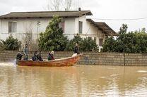 کمکهای هلال احمر ترکیه به آق قلا رسید