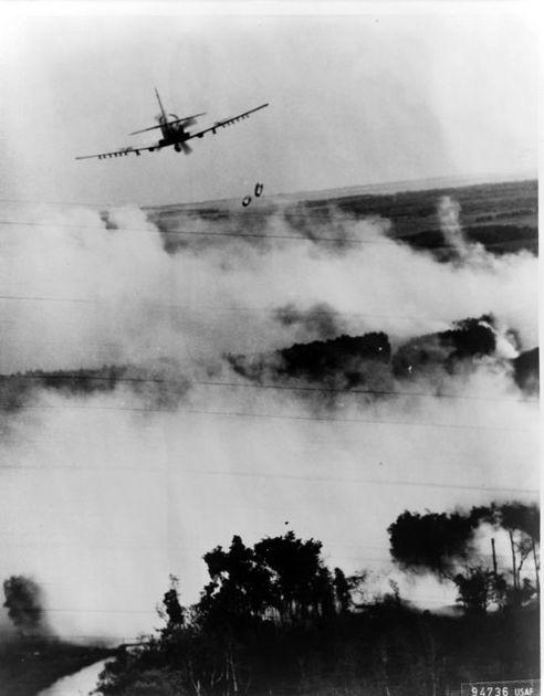 بمبهای آمریکایی در ویتنام باز هم قربانی گرفت