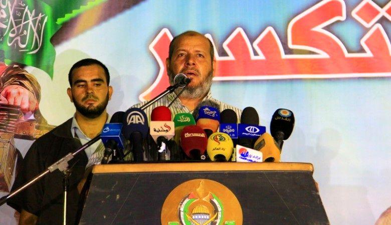 حمایت حماس از ساکنان کرانه باختری مقابل صهیونیست ها