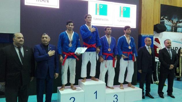 کسب مدال نقره کوراش جهان توسط ملی پوش خراسان رضوی در ترکیه