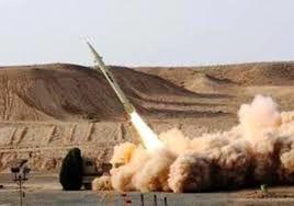 موشک یمنی در عربستان برق زد