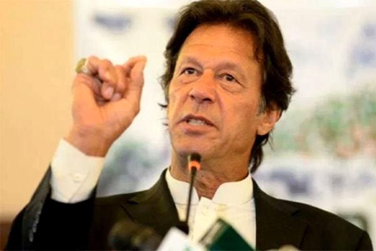 عمران خان از پارلمان پاکستان رای اعتماد گرفت