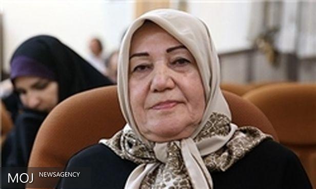 بانوان کمیسیون فرهنگی درگذشت مهدیه الهیقمشهای را تسلیت گفتند