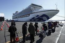 ورود کشتی نیروی دریایی هند به بندر عباس برای انتقال اتباع کشورش