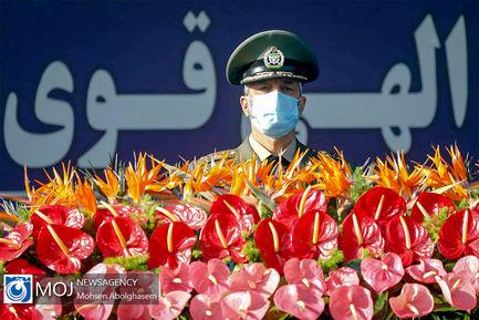 گرامیداشت روز ارتش در تهران