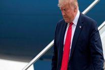 ابراز ناامیدی ترامپ از دیوان عالی آمریکا