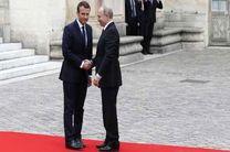 تلویزیون فرانسه: پوتین و ماکرون فقط در باره مبارزه با تررویسم به توافق رسیدند