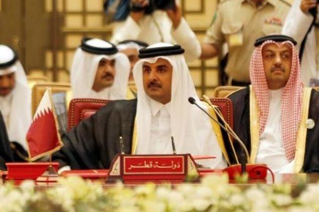 دیدار امیر قطر با وزیر امور خارجه آلمان در سایه تنش دوحه در منطقه