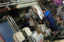 گرمای هوا متخصصان برق را راهی بیمارستان کرد