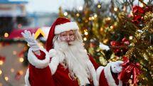 بابانوئل ها به خیابان جلفا نیامدند
