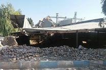 خسارت 45 میلیاردی زلزله به شهرک صنعتی سرپل ذهاب