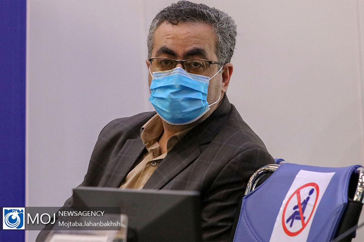توزیع ۶۹۵ هزار دز واکسن کرونا در شبکه بهداشتی کشور