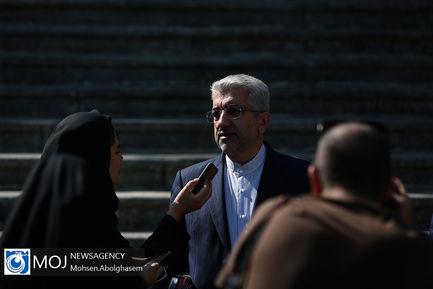 حاشیه جلسه هیات دولت - ۲۴ مهر ۱۳۹۸/ اردکانیان